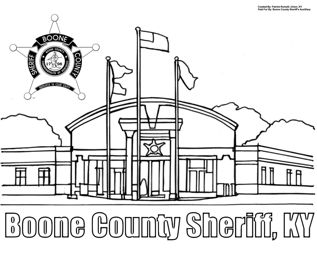 Boone County Sheriff