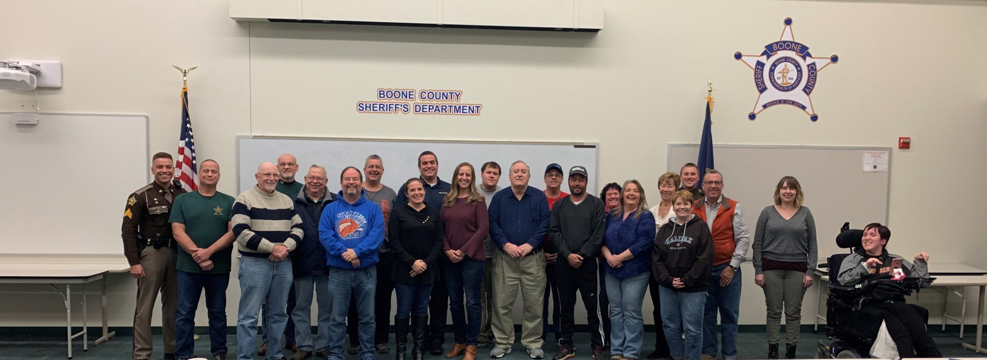 Citizens Academy 2018